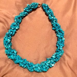 Beautiful turquoise necklace😍